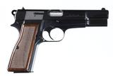 Browning High Power Pistol 9 mm