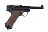 DWM Luger Pistol 7.65 Luger
