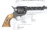 Colt Custom SAA Revolver .38-40
