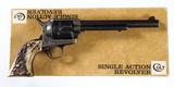Colt SAA 2nd Gen Revolver .38 spl
