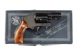 Smith & Wesson 40 Revolver .38 spl