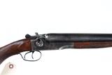 J Stevens 235 SxS Shotgun 12ga