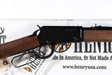 Henry H001 Lever Rifle .22 sllr