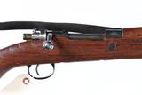 Yugoslav 48A Bolt Rifle 8mm Mauser