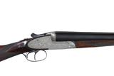 AYA Eibar SxS Shotgun 12ga