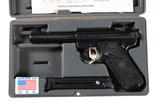 Ruger Mark II Target Pistol .22 lr