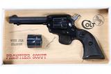 Colt Frontier Scout Revolver .22 lr/mag