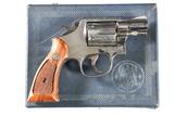 Smith & Wesson 12-3 Airweight Revolver .38 spl