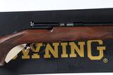Browning T-Bolt Bolt Rifle .22 mag