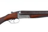 Remington KD Grade SxS shotgun 12ga