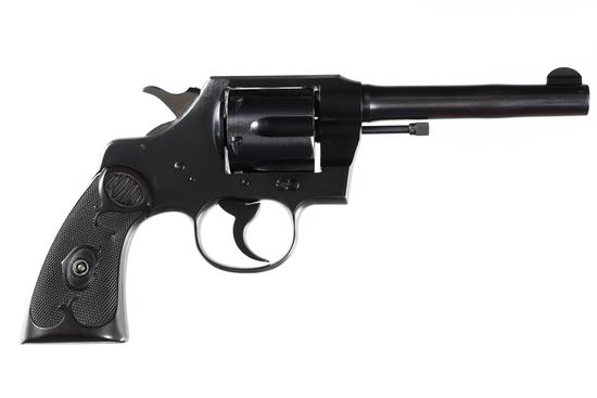 Colt Army Special Revolver .32-20 WCF