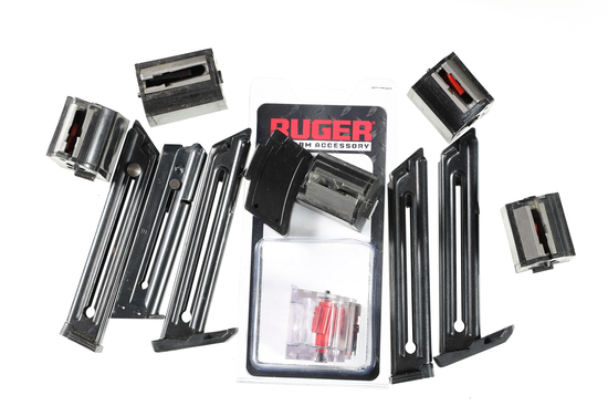11 Ruger Magazines