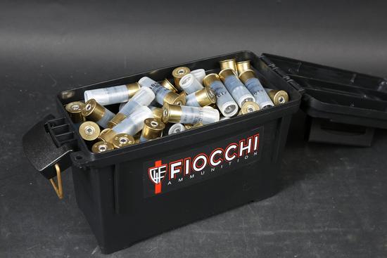 Ammo Can of Fiocchi 12ga Ammo