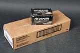 Case of Blazer 9mm Ammo