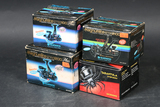 4 Magnumlite and Spider Reels