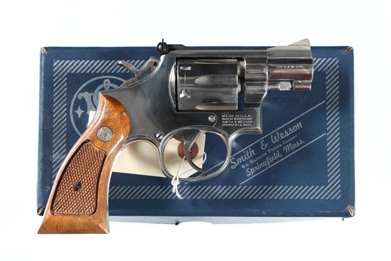Smith & Wesson 15-4 Revolver .38 spl