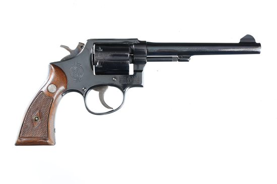 Smith & Wesson Military & Police Revolver .38 s&w