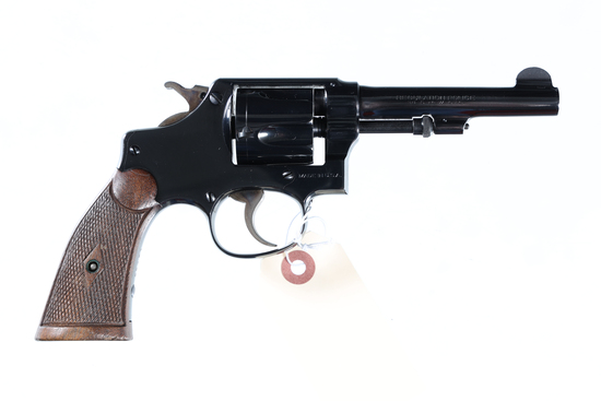 Smith & Wesson Regulation Police Revolver .38 s&w