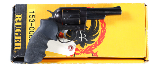 Ruger Police Service Six Revolver .357 mag