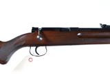 Mauser Patrone Bolt Rifle .22  lr