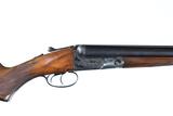 Parker Bros. GHE SxS Shotgun 12ga