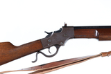 J Stevens 414 Armory Sgl Rifle .22  lr