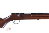 Remington 34 Bolt Rifle .22 sllr