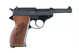 Walther P38 Pistol 9 mm