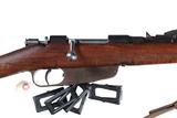 Terni Carcano Bolt Rifle 6.5 mm Italian