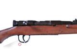Japanese Type 38 Training Bolt Rifle 7.7 Japanese Blank