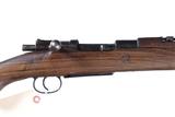 Turkish 1938 Bolt Rifle 7.92 mm Mauser