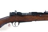 Japanese Type 38 Training Bolt Rifle 6.5 mm