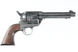 Colt SAA Revolver .38 spl