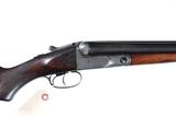 Parker Bros VH SxS Shotgun 12ga