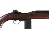 IBM M1 Carbine Semi Rifle .30 carbine
