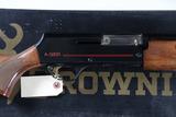 Browning A-500R Semi Shotgun 12ga