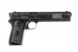 Colt 1902 Sporting Pistol .38 Colt auto