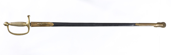 Vintage U.S. Musician Sword