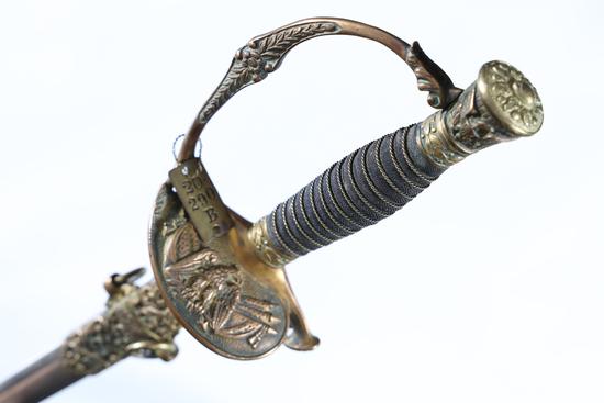 Vintage Officer's Sword