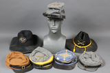 7 Military Style Hats