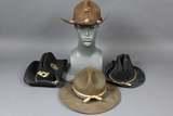 4 Military Style Hats
