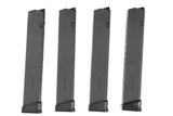 4 Glock .45 ACP Magazines