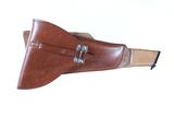 Browning Hi Power shoulder stock