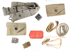 Lot of military gear