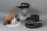 7 Cowboy Hats