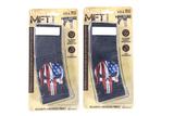 2 MFT AR-15 Magazines