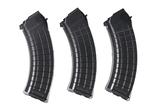 3 Polymer AK-47 Magazines