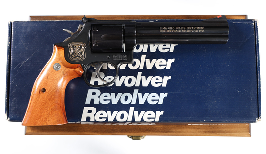 Smith & Wesson 586-1 Revolver .357 mag