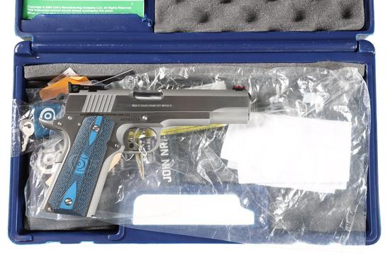 Colt Gold Cup Trophy Pistol .45 ACP