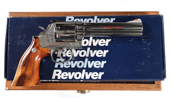 Smith & Wesson 586-3 Bill Elliot Revolver .357 mag